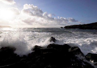 Aberbach waves
